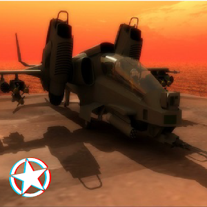 Helicopter Jet Battlefield for PC and MAC