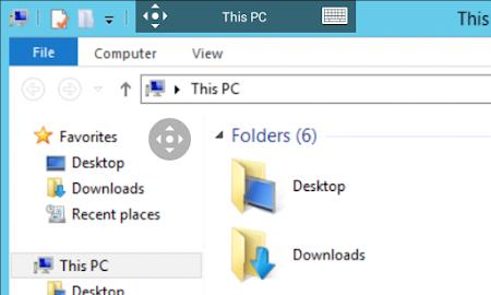 Microsoft Remote Desktop Screenshot 34