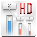 Vertical Elegancy Battery Uccw icon