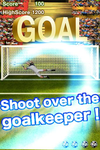 Freekick Flicker -soccer game-