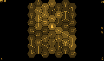 Screenshot of Hexwalk