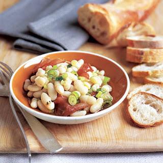 Cannellini Bean, Scallion, and Prosciutto Dip