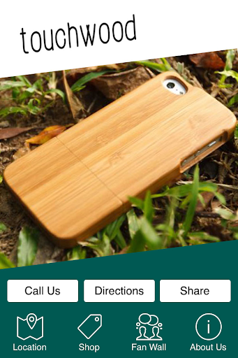 Touchwood Cases