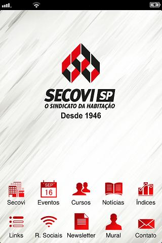 Secovi - screenshot