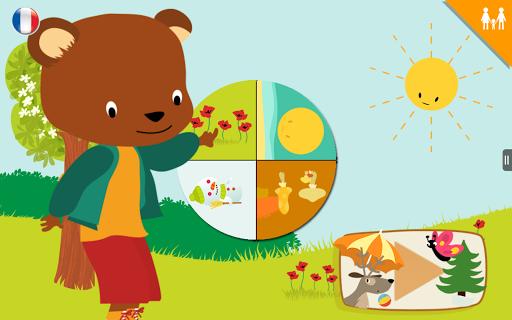 Lil'Bear's Seasons
