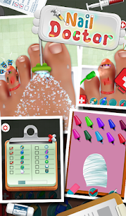 Nail Doctor - Kids Games - screenshot thumbnail