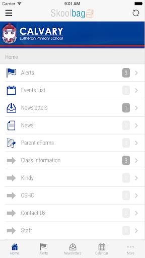 【免費教育App】Calvary Lutheran PS-APP點子