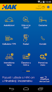 Croatia Traffic Info – HAK- screenshot thumbnail