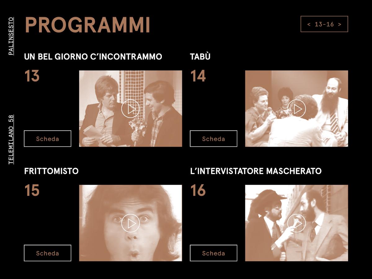 Link. Television Culture - screenshot