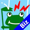 あめふるコール for Business icon
