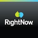 RightNowPGX logo