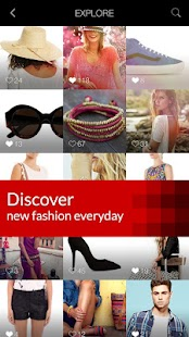 Gleam - Discover & Shop - screenshot thumbnail