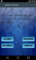 Screenshot of Insulta I Tuoi Amici