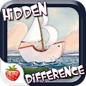 Alphaboat Hidden Difference icon