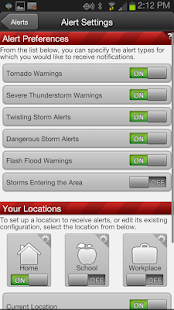 8News Stormtracker - screenshot thumbnail