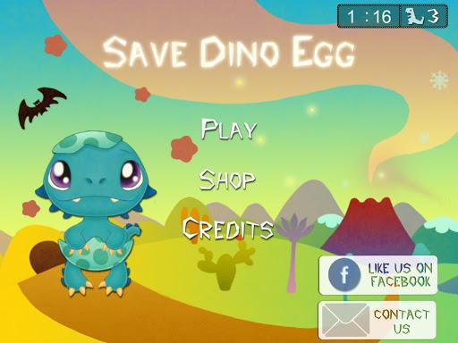Save Dino Egg