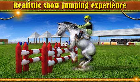 Horse Show Jump Simulator 3D 1.1 screenshot 40843