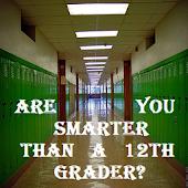 Download R u smarter than a 12 grader APK to PC