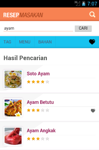 【免費生活App】Resep Resepi-APP點子