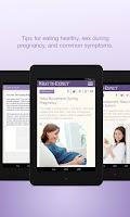 Screenshot of Pregnancy Tracker