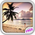 Paradise Beaches Water Touch icon