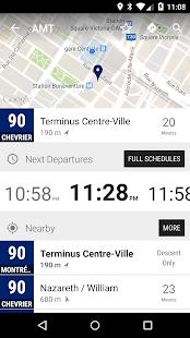 Montreal AMT Express Bus - MonTransit - náhled