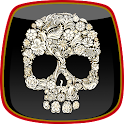 Calavera Fondo Animado icon