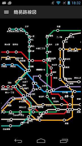 東京の地下鉄の情報