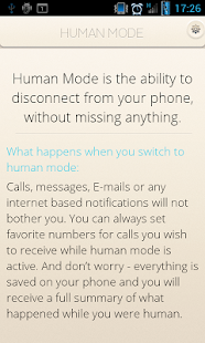 Human Mode - screenshot thumbnail
