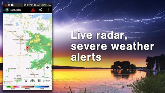 1Weather:Widget Forecast Radar Screenshot 27