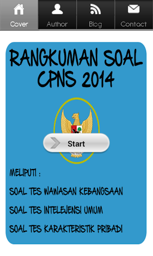Rangkuman Soal CPNS 2014