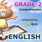 Grade-2-English-Comprehension icon