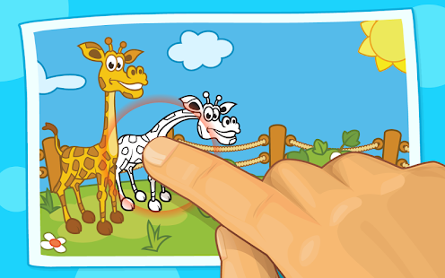 Preschool Games Coloring Book - screenshot thumbnail