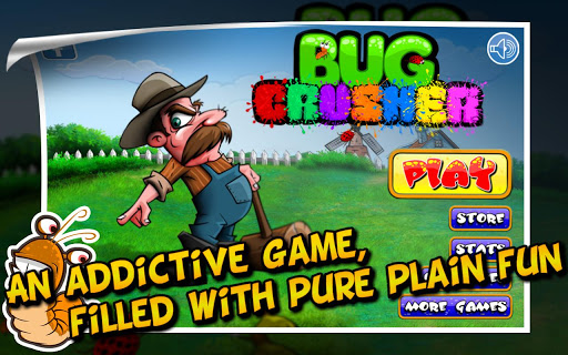 Bug Crusher Best cool Game
