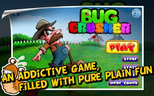 Bug Crusher, Best cool Game - screenshot thumbnail
