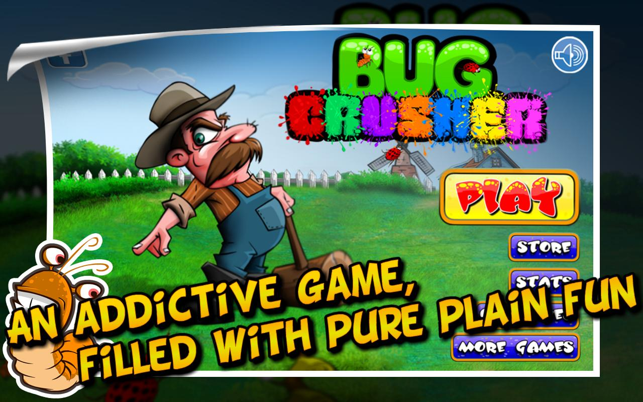 Bug Crusher, Best cool Game- screenshot