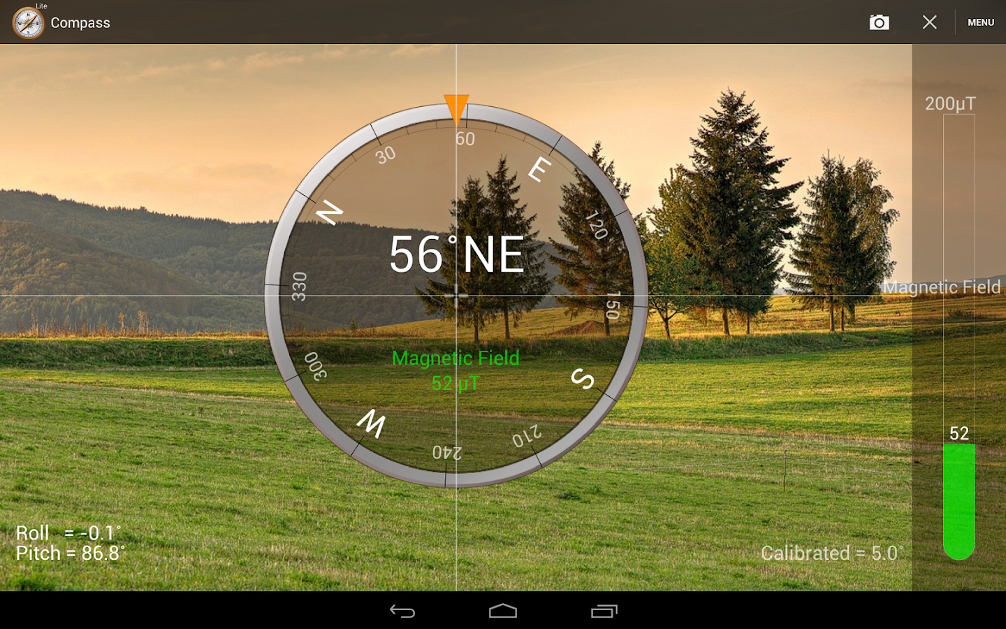 Smart Compass- screenshot