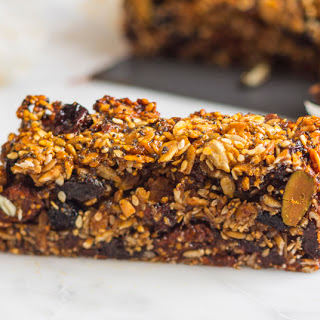 Fruit and Nut Bars Recipe