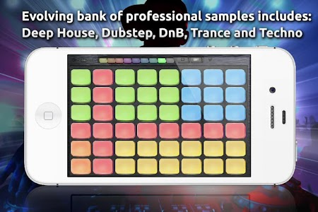 Beat Boss -Dance Music Sampler screenshot 1