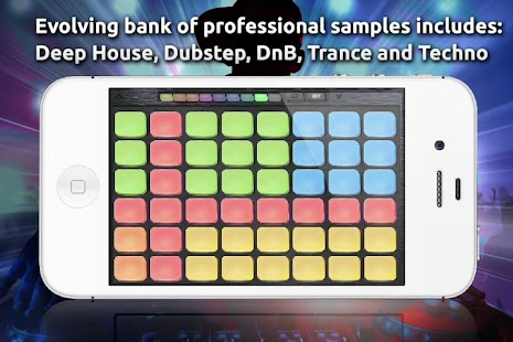 Beat Boss -Dance Music Sampler - screenshot thumbnail