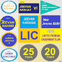 LIC ALL IN ONE CALC icon