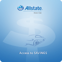 Allstate Access to Savings icon