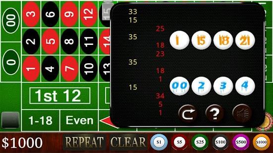 Roulette FREE - screenshot thumbnail