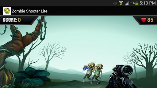 Zombie Shooter Lite