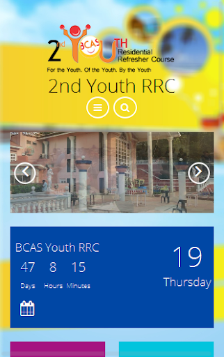 2nd Youth RRC Event