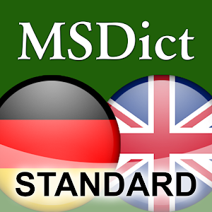 Dictionary English<>German St