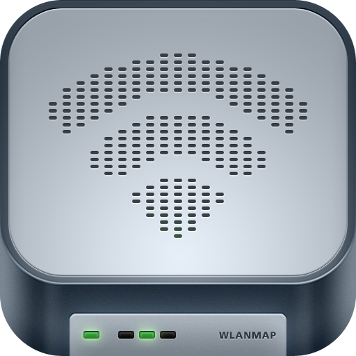 WiFi map - free Wi-Fi location LOGO-APP點子