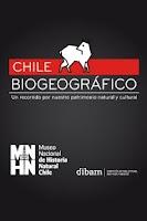 Screenshot of MNHN Chile