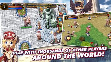 Screenshot of Ragnarok: War of Gods