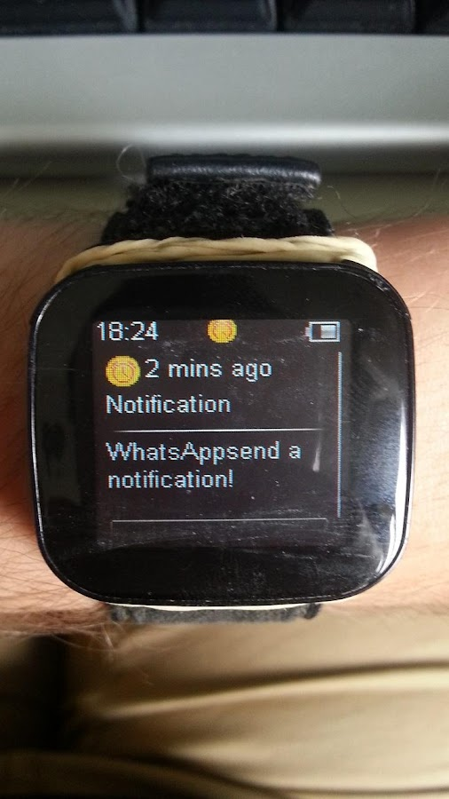 Live Notifications- screenshot
